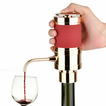 Electronic Wine & Spirit Aerator Dispenser Air Pressure System Decanter ... - $44.06