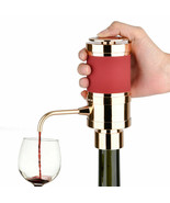 Electronic Wine & Spirit Aerator Dispenser Air Pressure System Decanter ... - $57.57 CAD