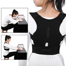 Adjustable Corrector Brace Back Support Belt Straight Shoulder Waist Corset Wome - $9.84