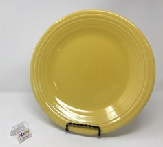 "Fiesta Sunflower Yellow Dinner Plate 10 1/2"" Diameter - $17.99"