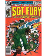 Sgt. Fury and His Howling Commandos Comic Book #151 Marvel 1979 VERY FINE - $8.79