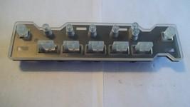 Samsung Dishwasher Model DW80J3020US/AA LED Holder DD81-01812A - $9.95
