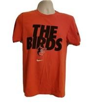 Nike Men's Baltimore Orioles The Birds Small Orange T-Shirt - $19.80