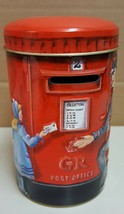 BB) Churchill's Heritage of England Tin Bank, Post Office Money Box 5.25... - $5.93