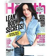 Men's health Magazine April 2018 { Giancarlo Stanton Cover} { Postal lab... - $4.94