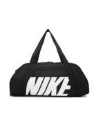 Nike Gym Club Training Duffel Bag, Black/White - $24.57