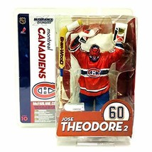 McFarlane Toys NHL Sports Picks Series 10 Action Figure Jose Theodore (M... - $38.60