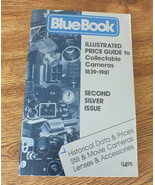 BLUE BOOK TO COLLECTIBLE CAMERAS SECOND SILVER ISSUE 1981 - ORIGINAL - $9.49
