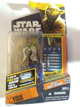 Hasbro Star Wars Saga Legends Yoda Galactic Battle Game SL13 New In Box - $11.61