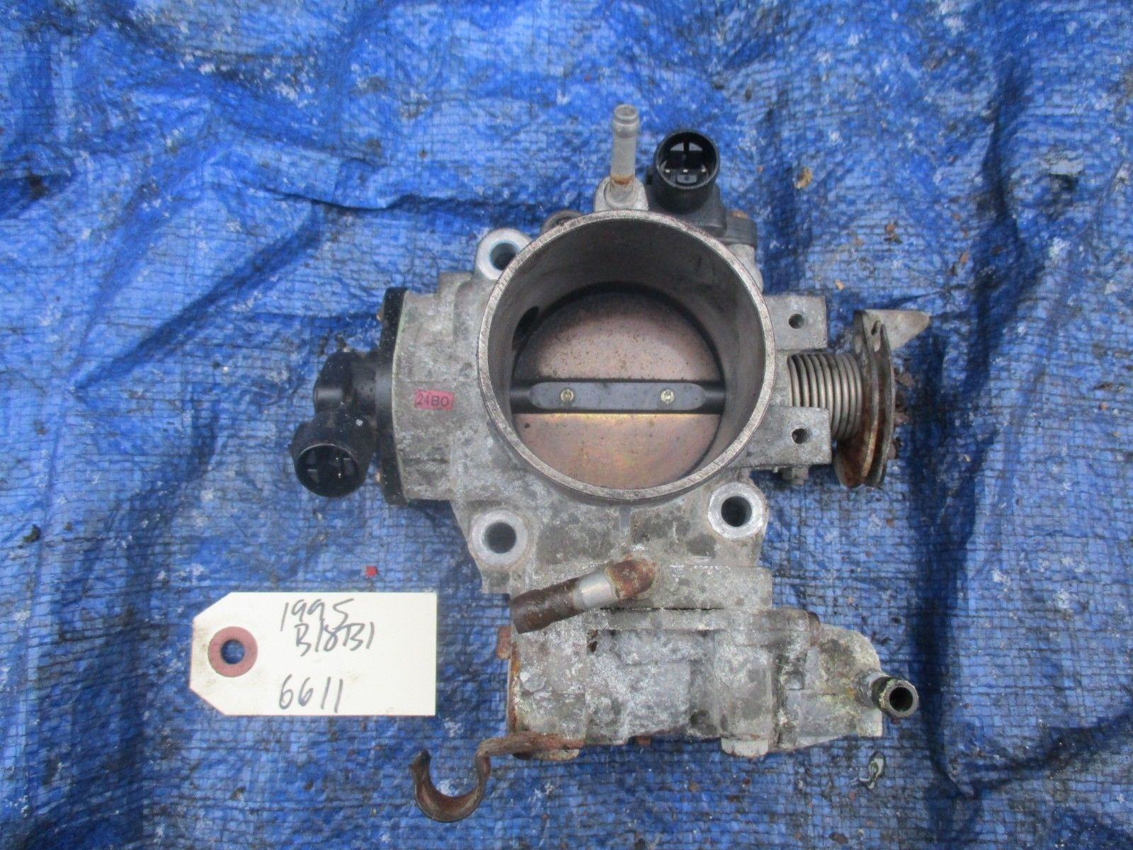 94-95 Acura Integra B18B1 throttle body assembly OEM engine motor LS GS RS