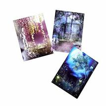 Painting Starry Series Postcard Collection Set Hand Greeting Card Set of 12 - $17.98