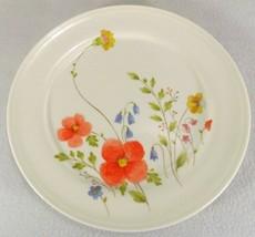 Mikasa Just Flowers Bone China Dinner/Salad/Bread Plates-Your Choice Ex ... - $5.90+