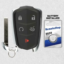 For 2014 2015 2016 2017 2018 Cadillac ATS CTS Keyless Smart Prox Remote ... - $26.62