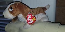 "Ty ""Tracker"" the Basset Hound Beanie Baby - $1,600.00"