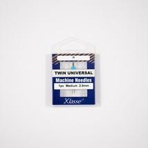 Klasse Twin Universal 3.0mm/80, 1 Needle, Bundle of 5 Sold by the Bundle of 5 - $10.88