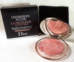 Dior Diorskin Nude Luminizer Glow Vibes - 002 Coral Vibes - 0.21 oz. Ltd. Ed. NI - $46.99