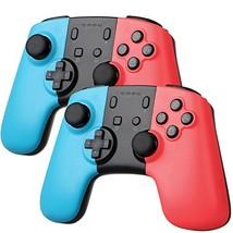 Sunjoyco Wireless Remote Pro Controller Joypad Gamepad for Nintendo Swit... - $69.55