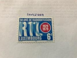Luxembourg Radiodiffusion mnh 1979       stamps - $1.20