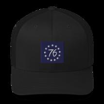 Betsy Ross hat / betsy Ross Trucker Cap image 2
