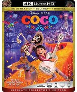 Disney/Pixar COCO (4K Ultra HD + Blu-ray + Digital, 2018) - $20.96