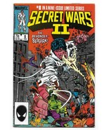 Copper Age 1985 Secret Wars II Comic 8 from Marvel Comics  - $2.97