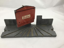 Vintage Stanley Handyman H-114A Miter Box Working Condition Made In Usa - $14.95