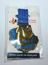 Disneyland Paris Pin LE700 Aladdin's Genie Disney Paris Run September 2019 - $42.00