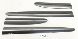 OEM DOOR MOLDING 4 PIECE TOYOTA LAND CRUISE 08-11 PT29A-60080 PROTECTOR ... - $44.55