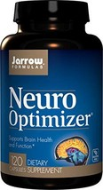 Jarrow Formulas Neuro Optimizer, Supports Brain Health and Function*, 120 Capsul