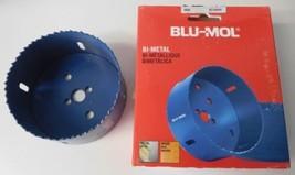 "Blu Mol 566 4-1/8"" Bi-Metal Hole Saw USA - $14.36"