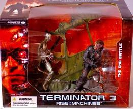 2003 - McFarlane Toys - Terminator 3 : Rise of the Machines - Deluxe Box... - $69.99