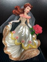 Extremely Rare! Walt Disney Beauty and the Beast Belle Married Figurine ... - $297.00
