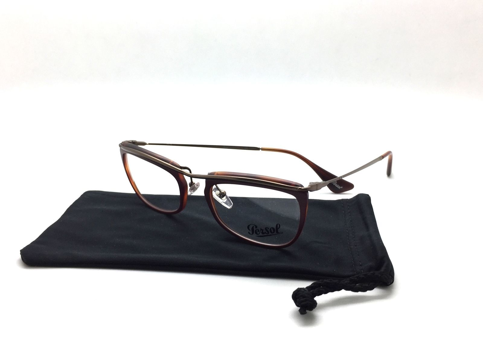 7f325da11b5a PERSOL Matte Burgundy-Brown Tortoise and 50 similar items