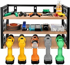 ASTONG Power Tool Storage and Tool Organizer, Drill Charging Station Fiv... - $89.50