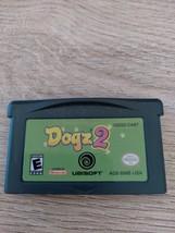 Nintendo Game Boy Advance GBA Dogz 2 image 2