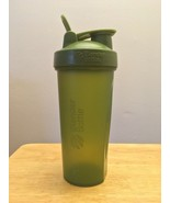 Classic Blender Bottle Mixer Shaker Cup Dark Forest Green 28oz 28 oz BPA... - $10.99