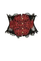 Agent Provocateur Femmes Sensual Lingerie Lace Corset Noire Taille AP 4 - $236.57