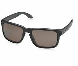 Oakley Holbrook Steel W/ Prizm Daily Polorized Sunglasses - $183.00