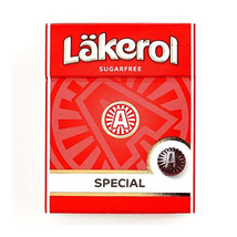 Läkerol ( Lakerol ) Special Menthol Sugar Free 25g ( 0.85 oz ) Made in S... - $4.26+