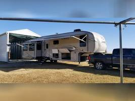 2018 JAYCO EAGLE 355MBQS FOR SALE IN Perry, Ok 73077 image 1