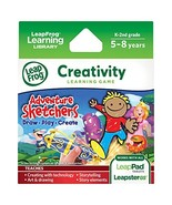 LeapFrog Adventure Sketchers! Draw, Play, Create Learning Game for LeapP... - $9.41