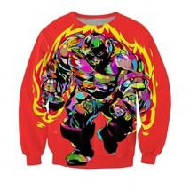 Rampage Incredible X-Men Superhero Dope Sweatshirt - $36.58