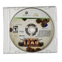 Microsoft Xbox 360 Eat Lead: The Return of Matt Hazard Video Game 2009 - $9.74