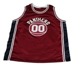 Kyle Watson #00 Panthers Above The Rim New Men Basketball Jersey Brown Any Size image 1