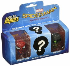 Funko Pint Size Hero: Spider-Man Set 2 Collectible Figure - $14.10