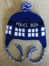 Dr. Who Tardis Adult Hat - $25.00