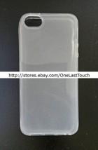 PRESS PLAY Case for IPHONE 5 Opaque Grey TPU METRO DESIGN Bump Texture New!