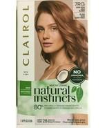 Clairol Natural Instincts Dark Rose Gold Blonde 7RG Hair Color - $13.85