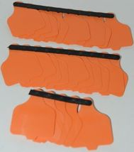 Destron Fearing DuFlex Visual ID Livestock Panel Tags Large Orange Blank 25 Sets image 5