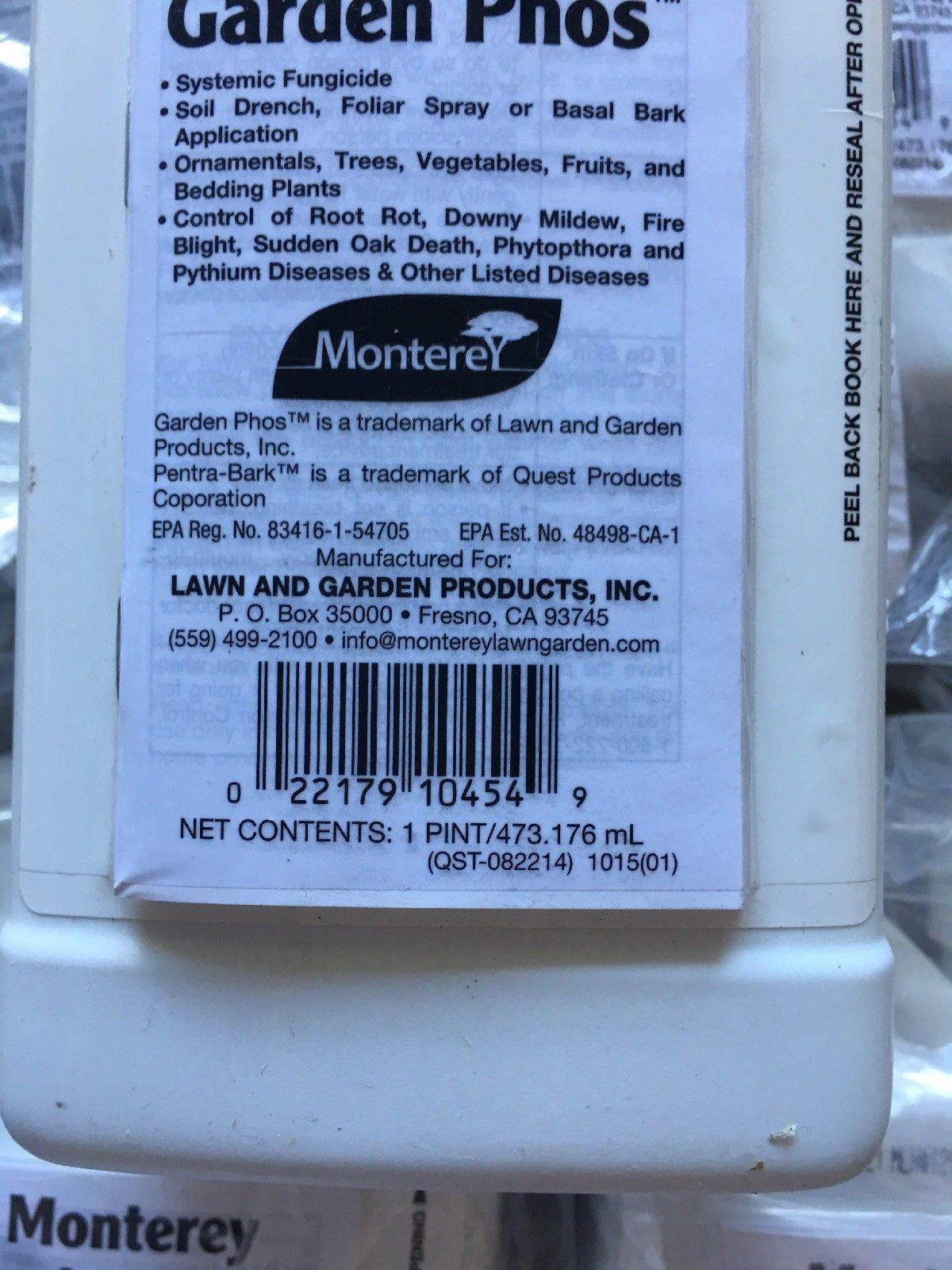Lot 5 Monterey Garden Phos 16oz